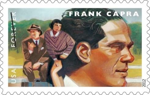 Frank Capra USPS Stamp