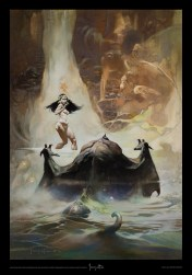 Frank Frazetta - EARTHS_CORE