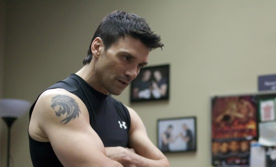 Frank Grillo in Warrior