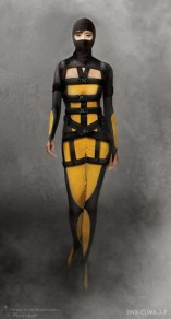 GI Joe Retaliation concept art - Jinx