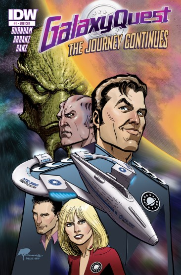 Galaxy Quest cover 2
