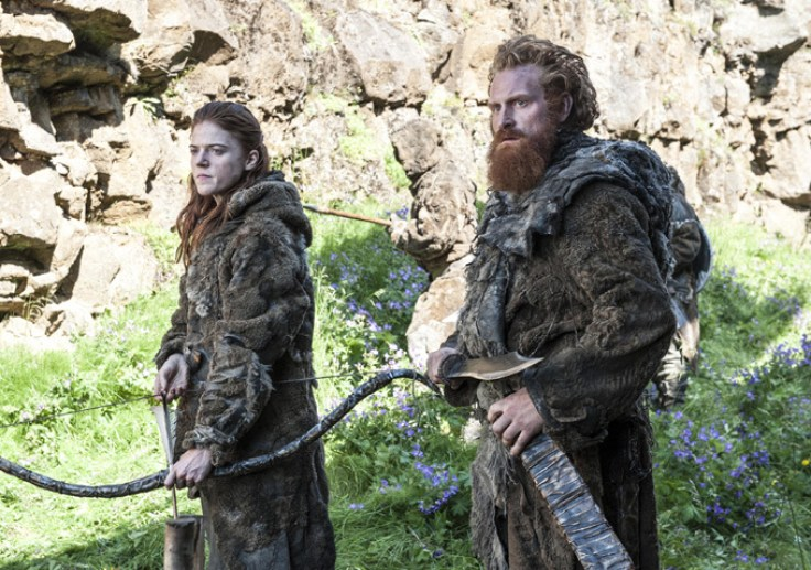Game of Thrones Season 4 - Ygritte and Tormund
