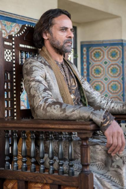 Game of Thrones Season 5 - Alexander Siddig as Doran Martell