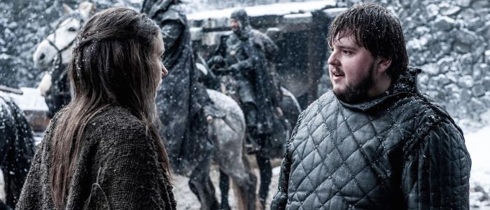Game of Thrones Season 5 - Sam and Gilly