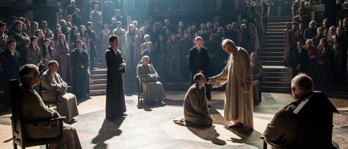 Game of Thrones season 6 finale recap - Sept of Baelor
