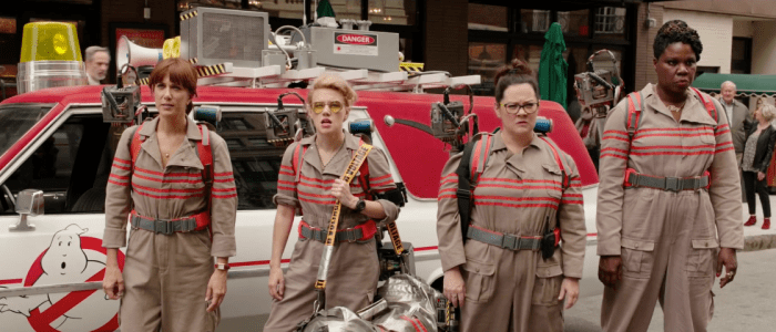 Ghostbusters - group