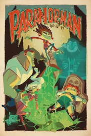 Glen Brogan - Paranorman
