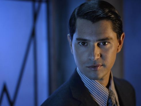 Gotham Season 2 - Nicholas D'Agosto as Harvey Dent