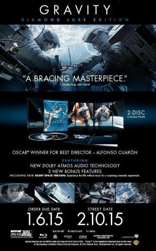 Gravity Diamond Luxe Blu-ray 2