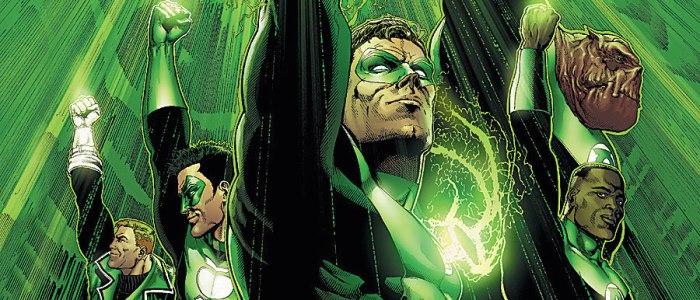 Green Lantern Sterling K. Brown