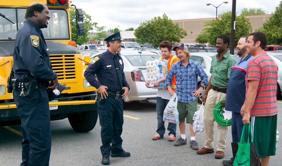 Grown Ups 2\' International Trailer: School\'s Out Forever – /Film
