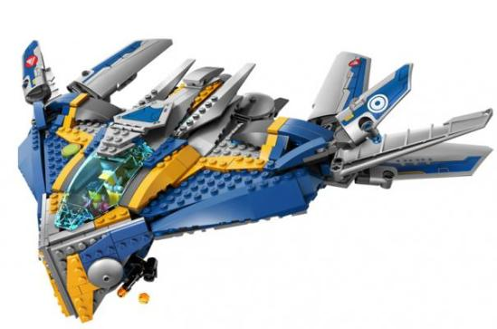 Guardians Lego 3