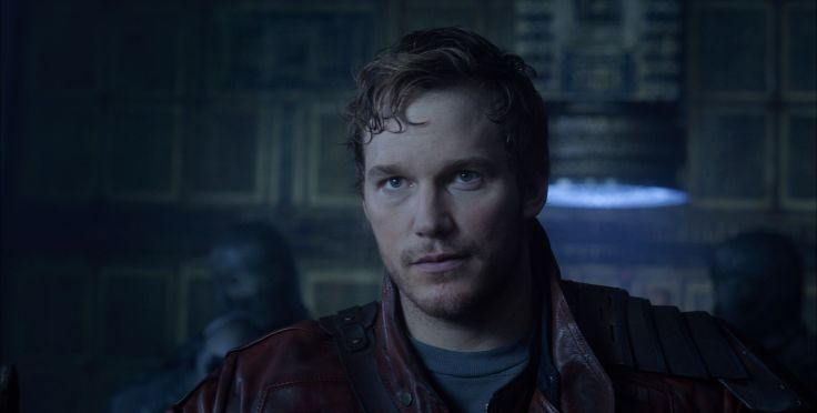 Guardians of the Galaxy Chris Pratt