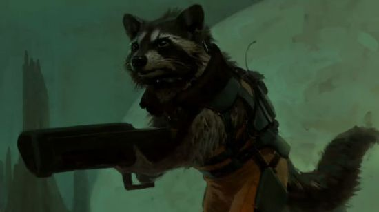 Guardians of the Galaxy Concept 5