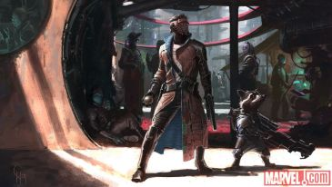 Guardians of the Galaxy Concept