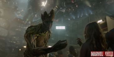 Guardians of the Galaxy Groot Watermark