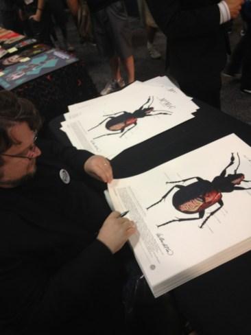 Guillermo Del Toro Mondo SDCC