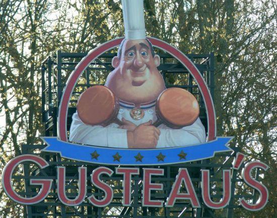 Gusteaus Ratatoille Ride