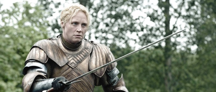 Gwendoline Christie in Game of Thrones