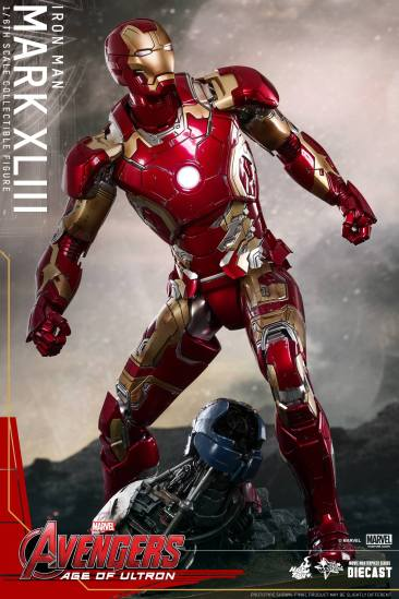HT Avengers Age of Ultron Iron Man Armor 5