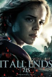 Harry Potter and the Deathly Hallows Part 2 - Hermione