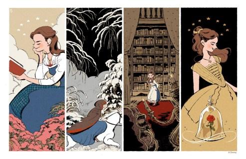 Her Journey by Milsae Kim
