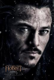 Hobbit Battle Five Armies Bard poster