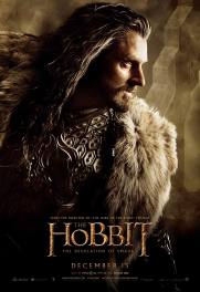 Hobbit Smaug Poster Thorin