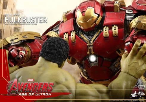 Hot Toys Avengers Hulkbuster 4