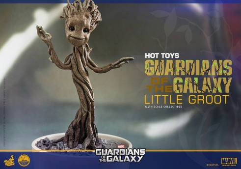 Hot Toys Baby Groot 1