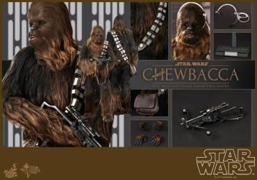 Hot Toys Chewbacca 8