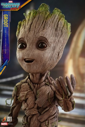 Hot Toys - GOTG2 - Groot Life Size Collectible Figure_PR15