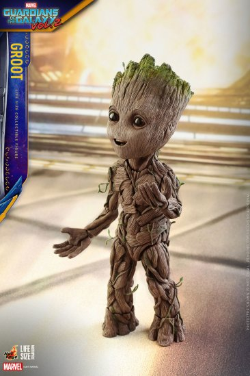 Hot Toys - GOTG2 - Groot Life Size Collectible Figure_PR4