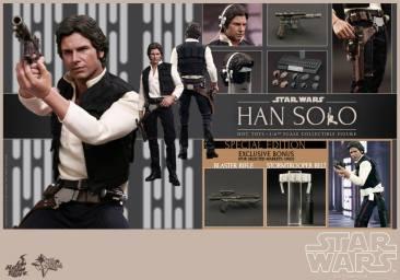 Hot Toys Han Solo 8