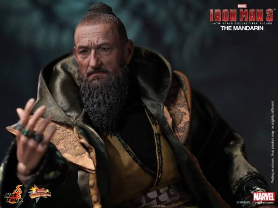 Hot Toys Mandarin