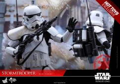 Stormtrooper Jedha Patrol Rogue One Hot Toys Figure