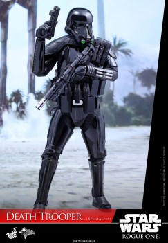 Deathtrooper Rogue One Hot Toys Figure