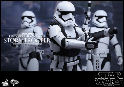 Hot Toys - Star Wars - The Force Awakens - First Order Heavy Gunner Stormtrooper Collectible Figure_PR4