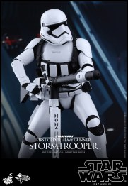 Hot Toys - Star Wars - The Force Awakens - First Order Heavy Gunner Stormtrooper Collectible Figure_PR9