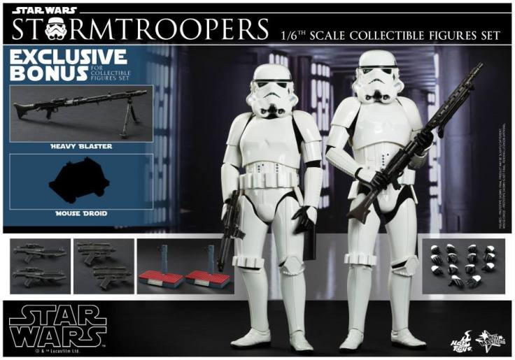 Hot Toys Storm Troopers 1