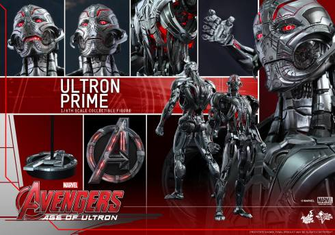 Hot Toys Ultron 13