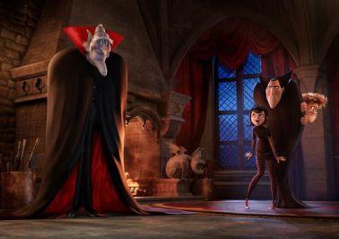 Hotel Transylvania 2 - Vlad and Dracula