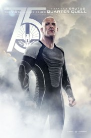 Hunger Games Catching Fire District 2 - Brutus