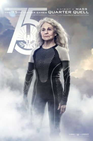 Hunger Games Catching Fire District 4 - Mags