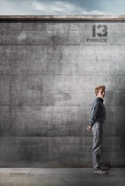 Hunger Games Mockingjay Finnick Poster