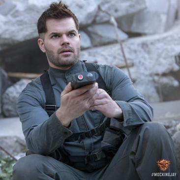 Hunger Games Mockingjay - Wes Chatham as Castor