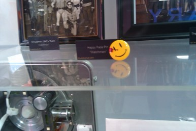 Watchmen - Happy Face Pin