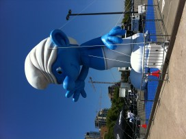 Comic-Con 2011: The Smurfs