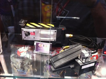 Comic-Con 2011: Mattel Ghostbusters replica ghost trap