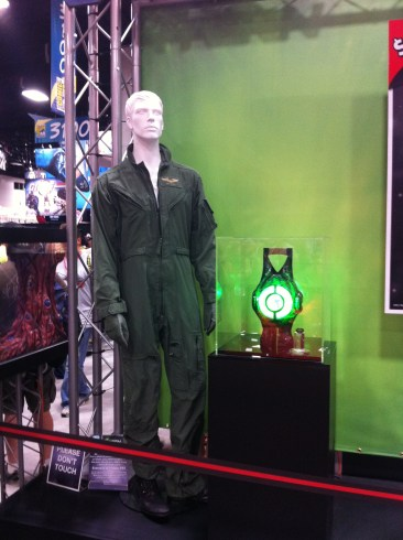 Comic-Con 2011: Hal Jordan and the Green Lantern